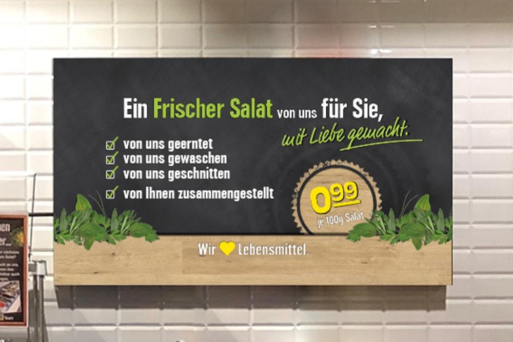 "Edeka Kaulsdorf – Konzept ""Wie Zuhause"""